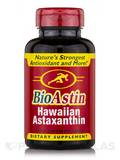 BioAstin® (Hawaiian Astaxanthin™) 4 mg 120 Capsules