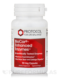 BioCore® Enhanced Enzymes™ - 90 Vegetarian Capsules