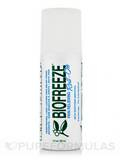 BioFreeze Roll-On - 3 fl. oz (89 ml)