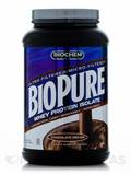 Biopure (100% Whey Protein Isolate Powder - Chocolate) 2 lb