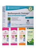 Biotherapeutic Drainage™ Stress & Insomnia Support Kit