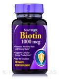 Biotin 1000 mcg 100 Tablets