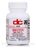 Biotin 300 mcg 90 Tablets