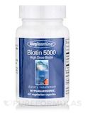 Biotin 5000 60 Vegetarian Capsules
