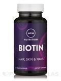Biotin - 60 Vegan Capsules