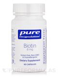 Biotin 8 mg - 60 Capsules