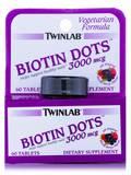 Biotin Dots 3000 mcg 60 Tablets