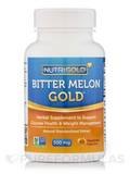 Bitter Melon Gold 500 mg 90 Vegetable Capsules