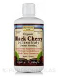 Black Cherry Concentrate Organic - 32 fl. oz (946 ml)