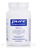 Black Cohosh 2.5 120 Capsules