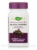 Black Cohosh - 60 Tablets