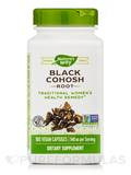 Black Cohosh Root - 180 Capsules