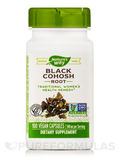 Black Cohosh Root 540 mg 100 Capsules