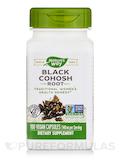 Black Cohosh Root 540 mg 100 Capsules