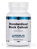 Standardized Black Cohosh 60 Vegetarian Capsules
