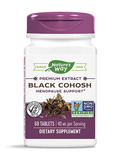 Black Cohosh Standardized - 60 Tablets