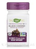 Black Cohosh Standardized 60 Tablets