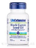 Black Cumin Seed Oil with Bio-Curcumin® 60 Softgels