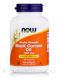 Black Currant Oil 1,000 mg 100 Softgels