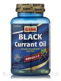 Black Currant Oil 1000 mg 60 Softgels