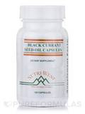 Black Currant Seed Oil - 120 Capsules