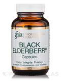 Black Elderberry - 60 Powder-Filled Capsules