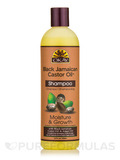 Black Jamaican Castor Oil, Moisture Growth Shampoo - 12 fl. oz (355 ml)
