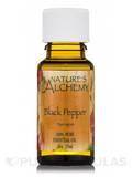 Black Pepper Essential Oil - 0.5 oz (15 ml)
