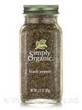 Black Pepper Medium Grind - 2.31 oz (65 Grams)