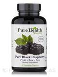 Pure Black Raspberry - 90 Vegetarian Capsules