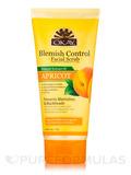 Blemish Control Apricot Facial Scrub - 6 oz (170 Grams)