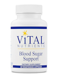 Blood Sugar Support 60 Vegetable Capsules