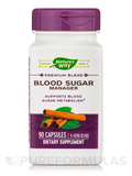 Blood Sugar Manager - 90 Capsules