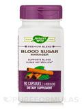 Blood Sugar with Gymnema 386 mg 90 Capsules