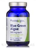 Blue Green Algae 500 mg - 90 Capsules
