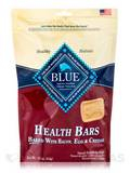 BLUE Health Bars - Natural Biscuits for Dogs, Baked with Bacon, Egg & Cheese - 16 oz (454 Grams)