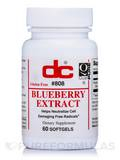 Blueberry Extract 60 Softgels