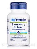 Blueberry Extract with Pomegranate 60 Vegetarian Capsules