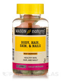 Body, Hair, Skin & Nails Gummies (Kosher) - 60 Gummies