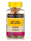 Body, Hair, Skin & Nails Gummies (Kosher) - 60 Gummies