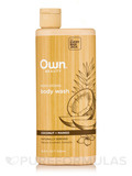Body Wash, Coconut + Mango - 16.9 fl. oz (500 ml)