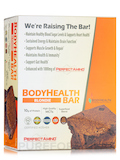 BodyHealth Protein Bar, Blondie Flavor - Box of 12 Bars