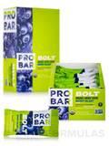 BOLT® Organic Energy Chews, Berry Blast Flavor - Box of 12 Energy Packs