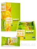 BOLT® Organic Energy Chews, Orange Flavor - Box of 12 Energy Packs