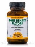 Bone Density Factors Tm 100 Tablets