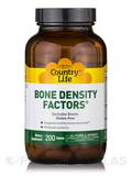 Bone Density Factors Tm 200 Tablets