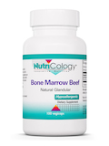 Bone Marrow Beef Glandular 100 Vegetarian Capsules