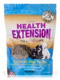Bone Shaped Natural Dog Treats - 1 lb (453 Grams)