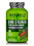 Bone Strength, Plant-Based Calcium Complex - 120 Vegetarian Capsules