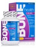 BONEhealth Plus D3 & K2 120 Vegetarian Capsules
